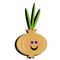 Strange Little Onion