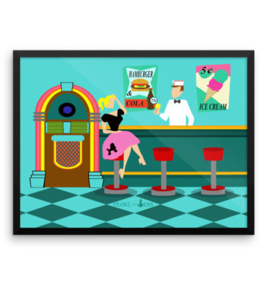 Retro Soda Fountain